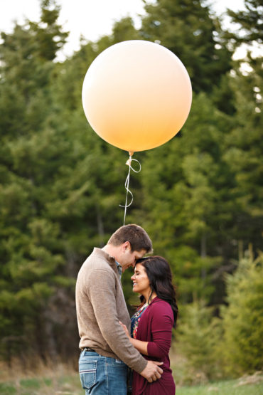 Engagement Photos in Bozeman