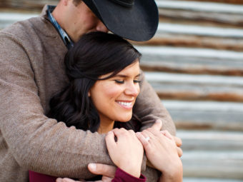 Engagement Photos in Bozeman – Stacey & Taner Engaged!