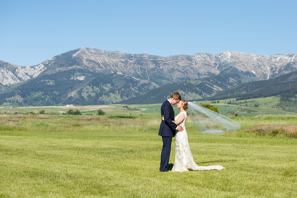 Bozeman Montana Wedding Photographers