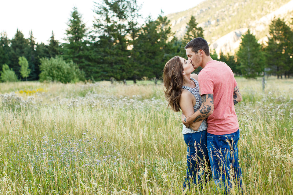 Livingston Engagement Session