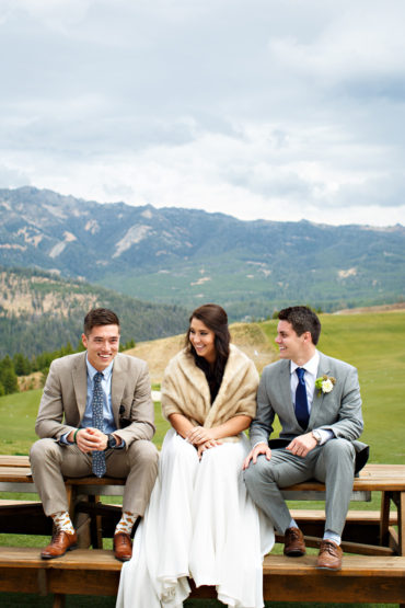 Moonlight Basin Wedding