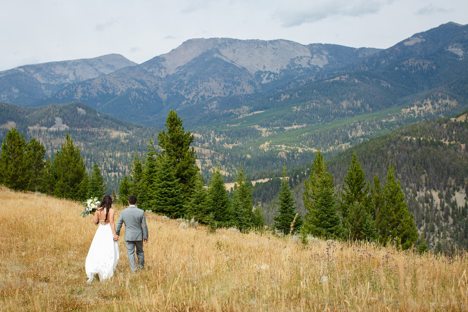 Big Sky Wedding Photographers