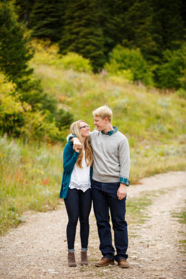 Bozeman MT Engagement Session