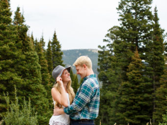 Bozeman Engagement Session – Molley & Sterling Engaged!